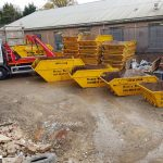skip management by Henry Woods Skip Hire