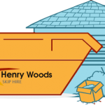 skip hire service Henry Woods Skip Hire