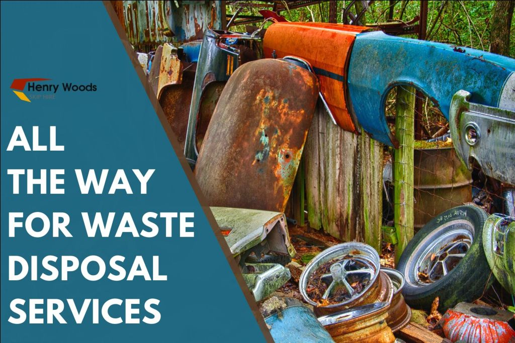 waste disposal in Bromley