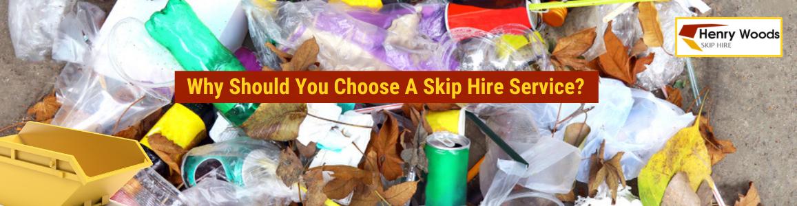 skip hire service